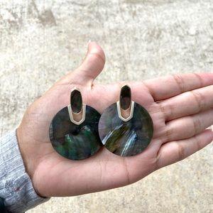 Kendra Scott Black MOP Didi Earrings